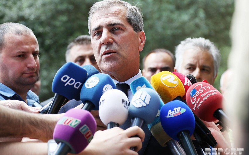 Nazim Ibrahimov comments on Bundestag's recognition the 1915 events as Armenian genocide