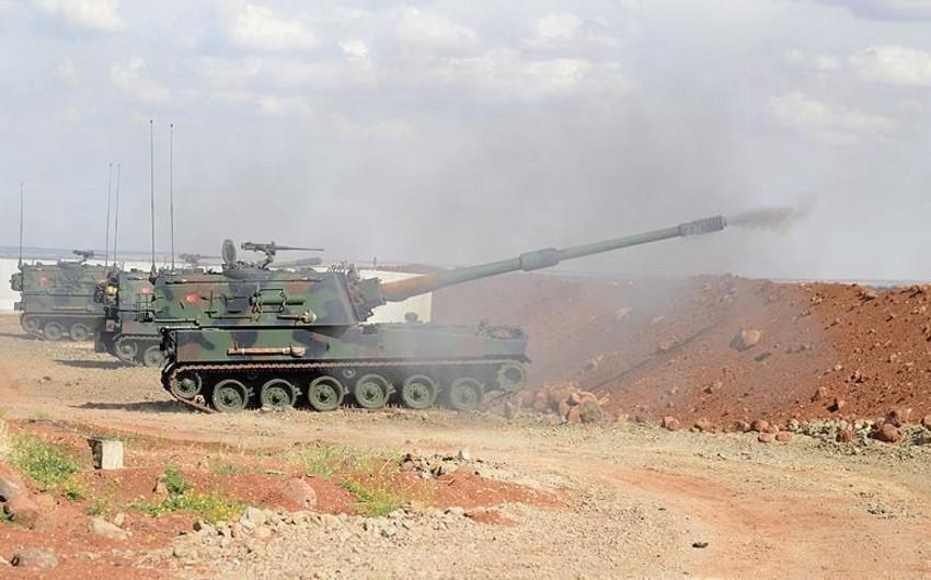 Türkiyə Suriyanın Cerablus bölgəsinin azad olunması üzrə əməliyyata başlayıb
