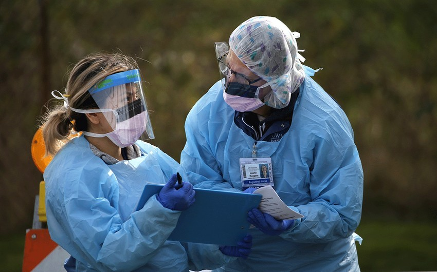 В мире за сутки выявили более 589 тыс. заразившихся COVID-19 - СТАТИСТИКА