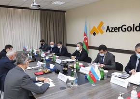 Turkey intends to support development of metallurgy in Azerbaijan