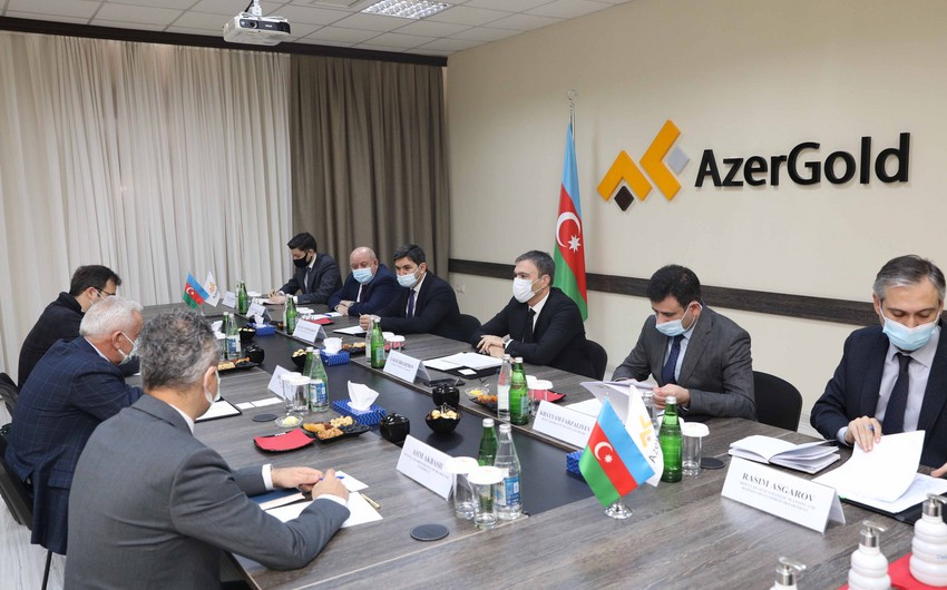 Türkiyə Azərbaycanda metallurgiyanın inkişafına dəstək vermək istəyir