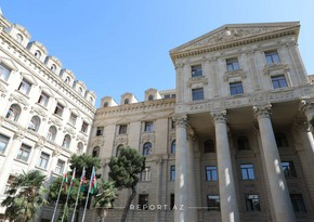 Azerbaijani MFA shares post on National Revival Day