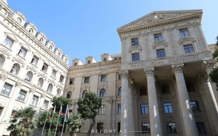 Azerbaijani MFA shares post on National Revival Day