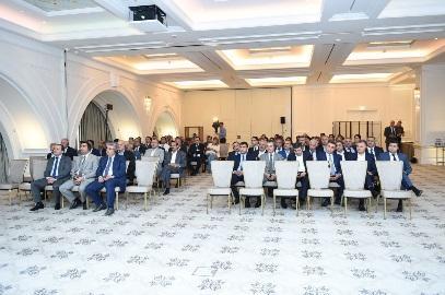 SOCAR rəsmilərinin iştirakı ilə Dəyişikliklərin idarə olunması mövzusunda seminar keçirilib