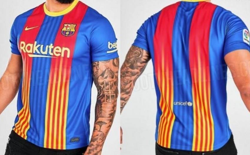 Барселонасыграет с Реаломв особом комплекте формы