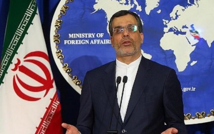 İran XİN ABŞ-ın ölkənin 11 sentyabr terror aktlarında əlinin olmasıyla bağlı ittihamlarını cavablandırıb