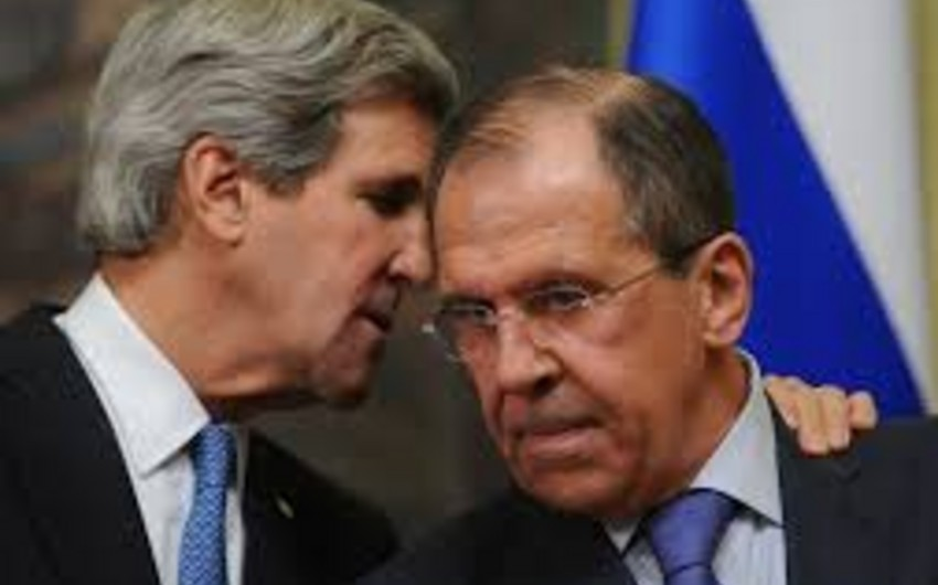 Lavrov, Kerry Agree to Discuss Steps to Resolve Conflicts