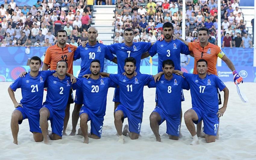 Азербайджан попал в одну группу с Болгарией, Венгрией и с Францией