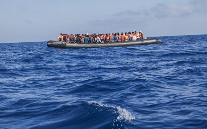 У берегов Ливии погибло не менее 50 мигрантов