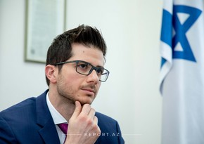 Посол Израиля: Мы ценим нашу дружбу с Азербайджаном