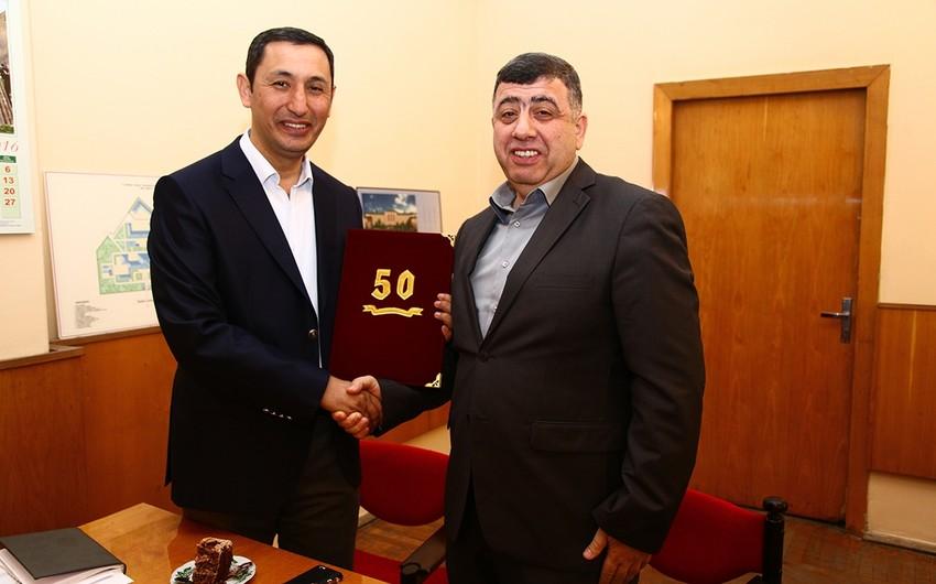 Orxan Fikrətoğlunun 50 illik yubileyi qeyd edilib