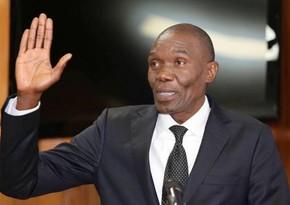 Haiti Senate declares its speaker interim president