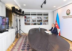 Mikayıl Cabbarov iqtisadiyyatın inkişafı üçün əsas çağırışları açıqladı