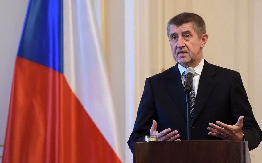 Czech PM: Brussels interferes in election process