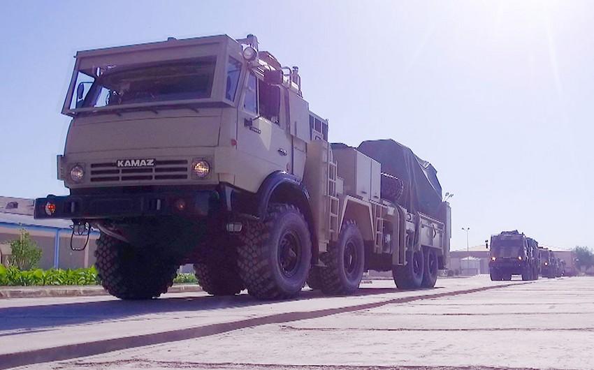 Azərbaycan Ordusunun Naxçıvanda komanda-qərargah təlimi başlayıb