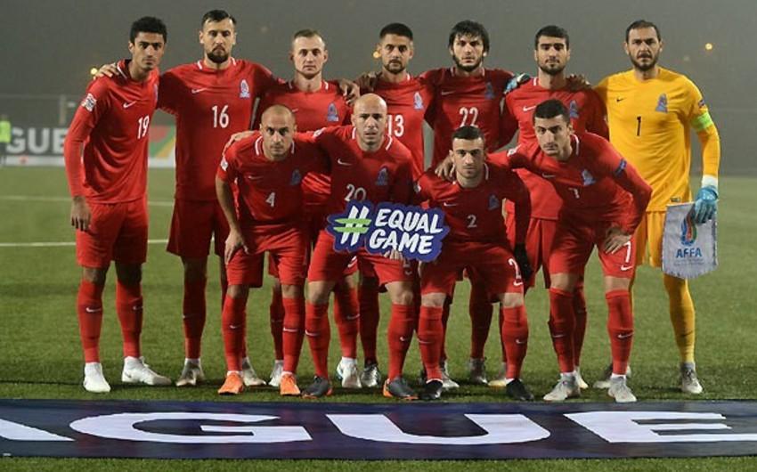 Farer adaları - Azərbaycan milli komandalarının oyunundan - REPORTAJ