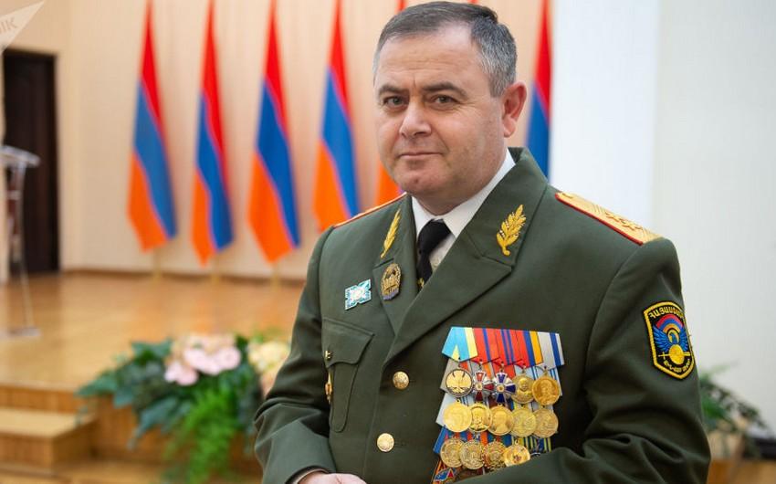 Davtyan prezidentin razılığı olmadan Ermənistanın Baş Qərargah rəisi olacaq
