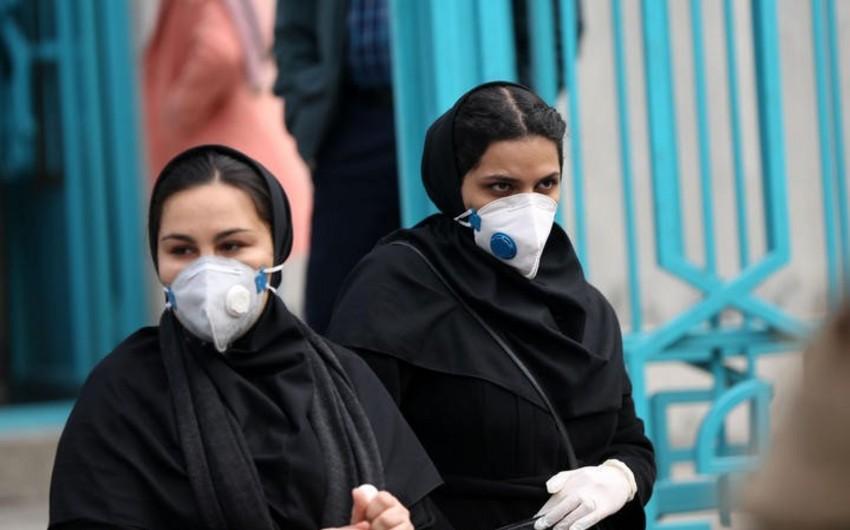 İran koronavirusu nəzarət altına ala bilmədiyini açıqladı