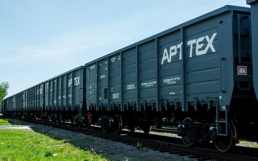 Логистическая компания Азербайджана закупила у России 100 вагонов