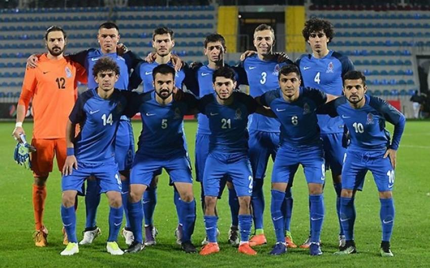 Azərbaycanın 21 yaşadək futbolçulardan ibarət millisi Qazaxıstan yığması ilə heç-heçə edib