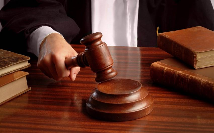 В Баку состоялся судебный процесс по делу Равиля Ибаева, обвиняющегося в убийстве полицейского