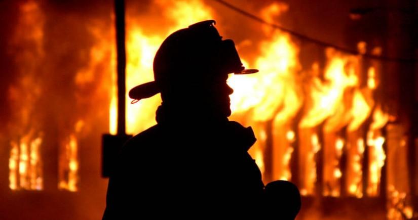 Пожар в школе боевых искусств в Китае, 18 погибших