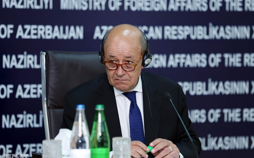 Глава МИД: Франция наращивает усилия для урегулирования карабахского конфликта - ЭКСКЛЮЗИВ