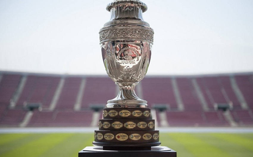 2019-cu ilin futbol üzrə Amerika kuboku Braziliyada keçiriləcək