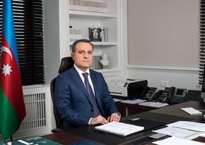 Ceyhun Bayramov Rusiyaya getdi