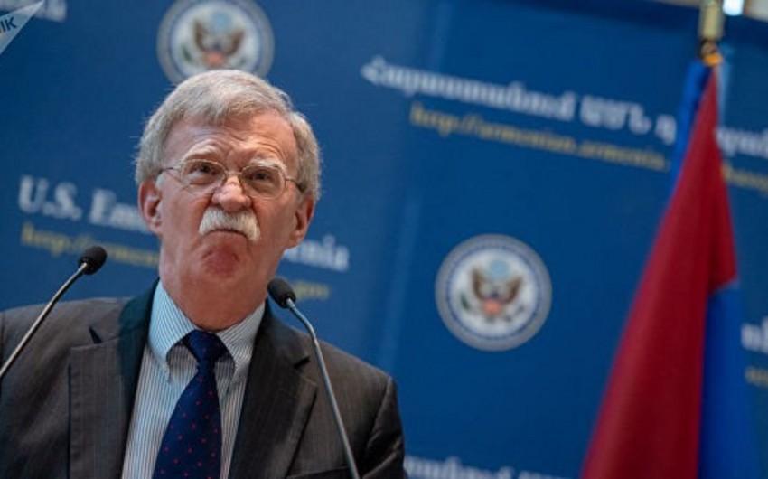Con Bolton: ABŞ bundan sonra BMT-nin səmərəsiz sülhməramlı missiyalarını dəstəkləməyəcək