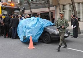 В Тегеране убит иранский физик-ядерщик