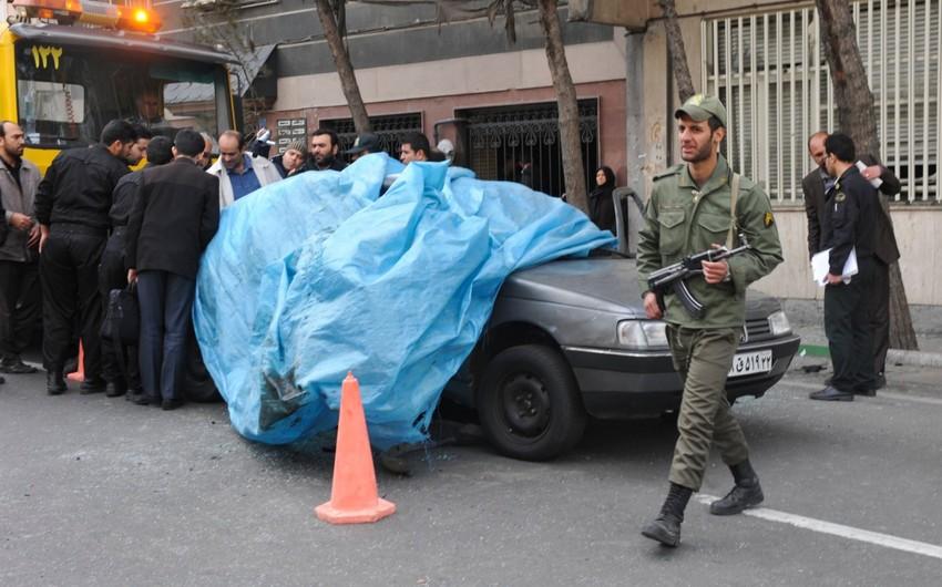 Tehran yaxınlığında nüvə fizikası üzrə alim qətlə yetirilib