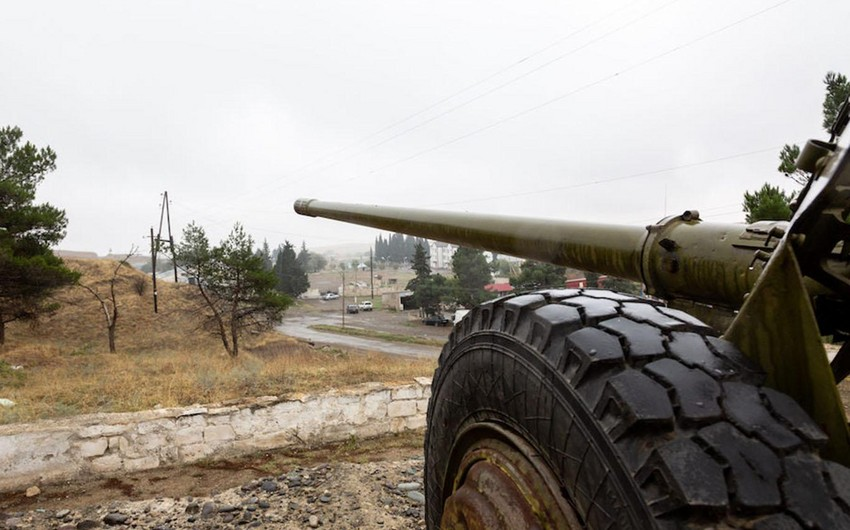 Azərbaycan Ordusu daha bir kəndi erməni işğalından azad edib