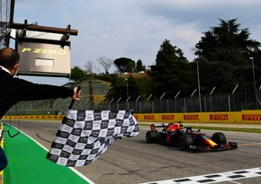 Formula 1də qəza: Hemilton bu dəfə ikinci oldu