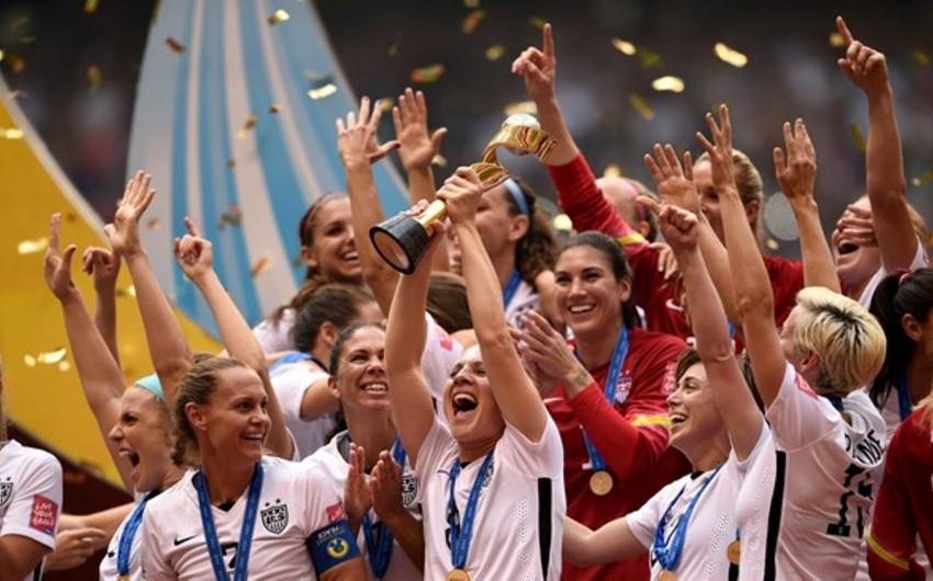 Женская сборная США выиграла Чемпионат мира по футболу