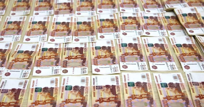 Customs service prevents currency smuggle from Azerbaijan to Georgia
