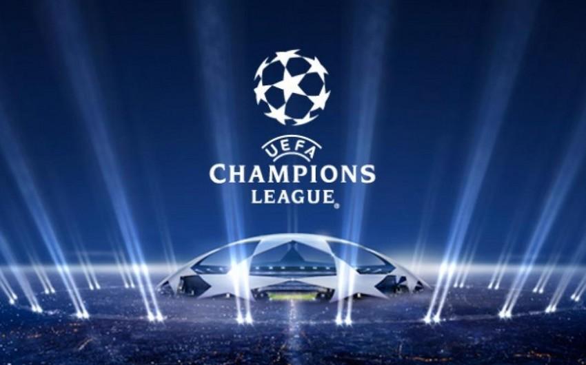 UEFA Çempionlar Liqasında pley-off mərhələsinin daha 3 matçı keçirilib