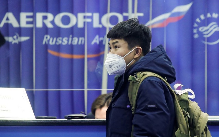 Rusiyada koronavirusa yoluxanların sayı artdı