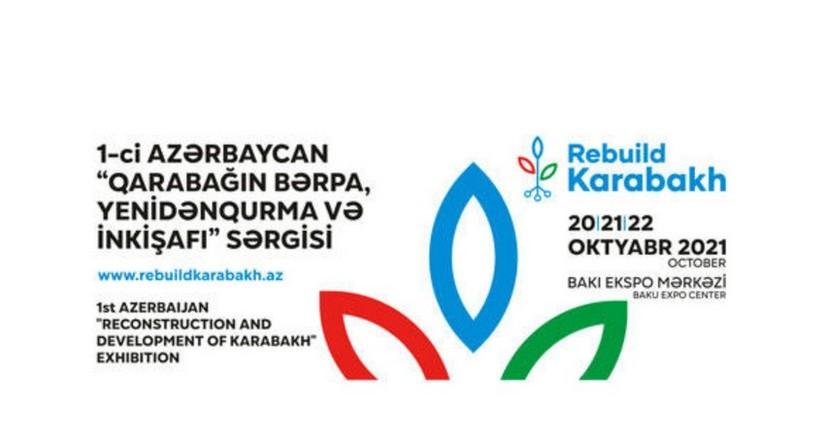 Bakıda Rebuild Karabakh sərgisi keçirilir