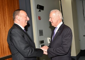 Biden's letter to Ilham Aliyev marks new stage in US-Azerbaijan relations - COMMENTARY