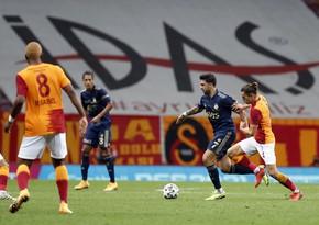 Fenerbahçe - Galatasaray match date announced
