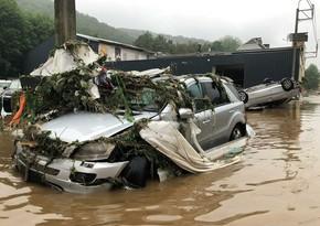 Выросло число погибших в результате наводнения в Бельгии
