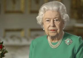 Queen Elizabeth congratulates Azerbaijan