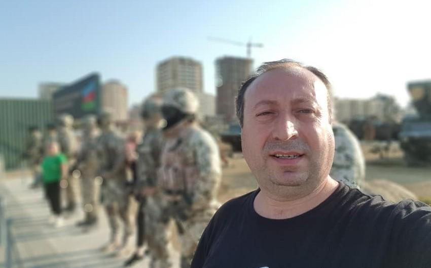 """Gürcü jurnalist: """"Azərbaycan xalqı ilə ünsiyyət əcnəbi üçün əsl sevincdir"""""""