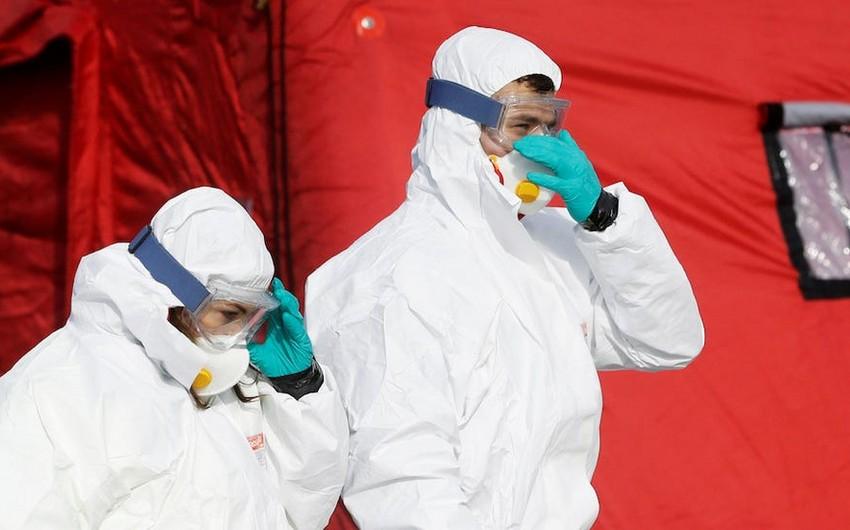 Koronavirusa yoluxub vəfat edən həkimlərlə bağlı açıqlama