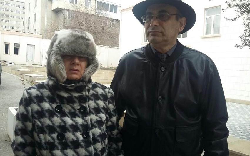 Leyla və Arif Yunus Azərbaycanı tərk edərək Hollandiyaya gediblər - YENİLƏNİB - FOTO