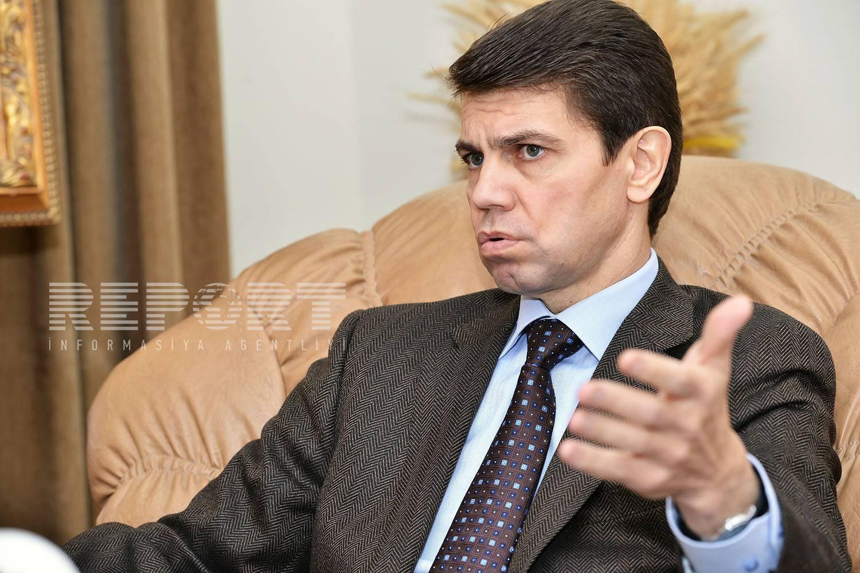 Səfir: Azərbaycan və Ukrayna arasında energetika sahəsində əməkdaşlıq üzrə işçi qrupunun iclası gözlənilir