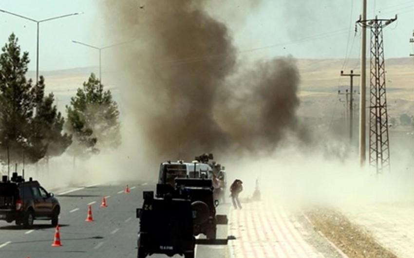 Türkiyədə törədilən terror aktı nəticəsində 20 əsgər yaralanıb