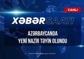 """""""Xəbər Saatı""""nın bugünkü buraxılışı"""
