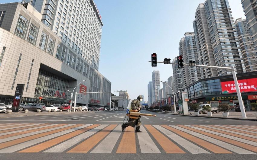 Власти Китая ввели локдаун в округе Лунчуань